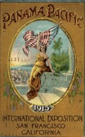 SAN FRANCISCO - CALIFORNIA - PANAMA-PACIFIC International Exposition 1915 - San Francisco