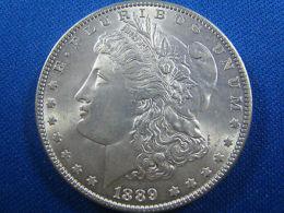 1889    MORGAN $    BU+    (ms$19) - Federal Issues
