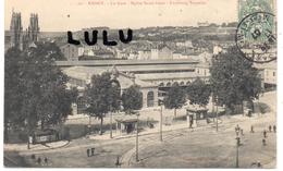 DEPT 54 : Nancy : La Gare - Nancy