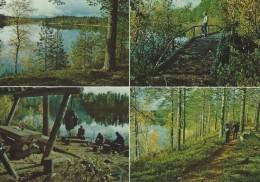Kuhmo Views  Finland.   # 05077 - Finland