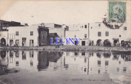 CPA De TUNISIE -  BIZERTE - VUE Sur Le CANAL  N° 20 - Tunisie