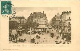 E-16 030 : TOULOUSE CARREFOUR  ALSACE LORRAINE ET DE STRASBOURG - Toulouse