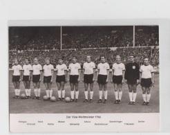 AK - Vize Weltmeister 1966 Deutschland - Fussball