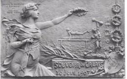 Souvenir De CALAIS - 30 Juin 1903 - Calais