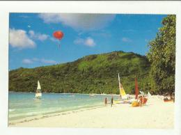 131401 Mahe Anse Beau Vallon - Cartoline