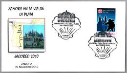 XACOBEO 2010 - VIA DE LA PLATA. Concha - Shell. Zamora 2010 - Cristianismo