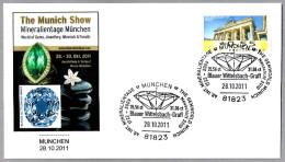 DIAMANTE WITTELSBACH - WITTELSBACH-GRAFF DIAMOND. Munchen 2011 - Minéraux