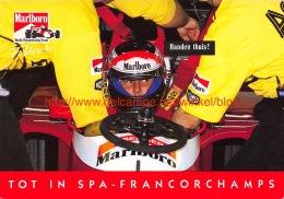 Gerhard Berger Ferrari F1 - Grand Prix / F1