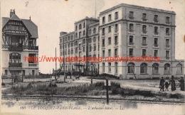 Hôtel Atlantic Le Touquet Paris-Plage - Le Touquet