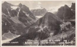 Canada -  Banff - Lake Louise - Mirror Lake - The Beehive - Lake Agnes - Carte-Photo - Banff