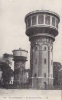 Architecture - 2 Châteaux D'Eau Dunkerque - Châteaux D'eau & éoliennes