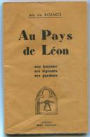 Bretagne Job De ROINCE Au Pays De Léon Années 1930 - Livres, BD, Revues