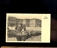WIEN Schönbrunn 1952 ( Zensurstelle Stamp ) - Château De Schönbrunn