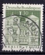 BRD Mi. Nr. 502 O (A-2-21) - Used Stamps