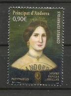 La Baronesa María Dolores Parrella, 2015,  Un Timbre Oblitéré, 1 ère Qualité, Cachet Rond - Gebraucht