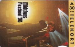 Denmark, S 004, Midtfyns Festival 1996, Mint, 2 Scans. - Denmark