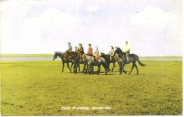 CUMBRIA - ALLONBY - THE RIDERS - Cumberland/ Westmorland