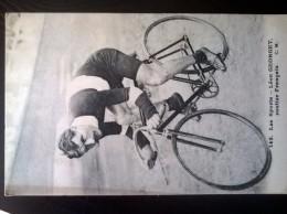142 Les Sports Leon GEORGET Routier Français - Radsport