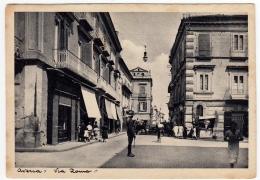 AVERSA - VIA ROMA - CASERTA - Vedi Retro - Aversa