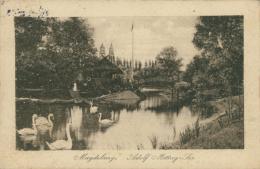 DE MAGDEBURG / Adolf Mittag See / - Allemagne