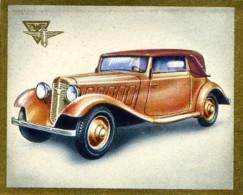Zigarettenbild  Das Auto Von Heute  Adler  BILD  66 - Autres Marques