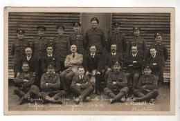 Nr.  2468,  FOTO-AK, Englische Soldaten - Guerra 1914-18