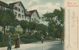 AT WIEN / Bains De Schoenbrunn Familles Hegglin / - Sonstige