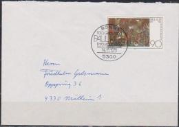 BRD FDC 1979 Nr.1029 100.Geb. Paul Klee ( D 267 ) - [7] Repubblica Federale