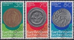 Liechtenstein 1976 Nº 614/16 Usado - Liechtenstein