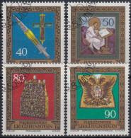 Liechtenstein 1977 Nº 617/20 Usado - Liechtenstein