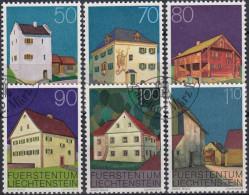 Liechtenstein 1978 Nº 633/38 Usado - Liechtenstein