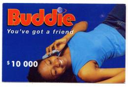 ZIMBABWE PREPAYEE 10 000$ BUDDIE ECONET Année 2005 - Zimbabwe