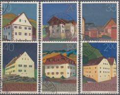 Liechtenstein 1978 Nº 641/46 Usado - Liechtenstein