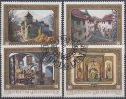 Liechtenstein 1978 Nº 647/50 Usado - Liechtenstein