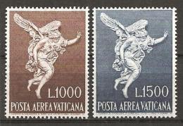 Vatikan - 1962 - Michel 391/392 ** - Nuovi