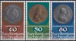 Liechtenstein 1978 Nº 651/53 Usado - Liechtenstein