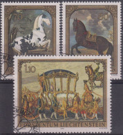 Liechtenstein 1978 Nº 658/60 Usado - Liechtenstein