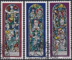 Liechtenstein 1978 Nº 661/63 Usado - Liechtenstein