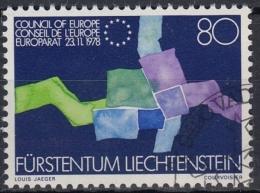 Liechtenstein 1979 Nº 670 Usado - Liechtenstein