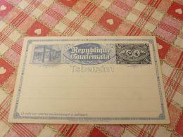 Guatemala Postkarte Postcard Postal Stationery - Guatemala