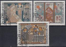 Liechtenstein 1979 Nº 676/78 Usado - Liechtenstein