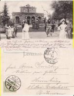 Romania,Rumanien,Roumanie         -Arad- Park - Romania