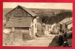 Houffalize. Chemin De Saint Roch. 1912 - Houffalize