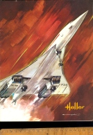Catalogue HELLER Maquettes Voitures Bateaux Avions Vers 1970-80 - Andere