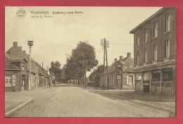 Westwezel - Steenweg Naar Breda - 1929 ( Voir Verso ) - Wuustwezel