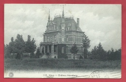 Hove - Kasteel Hoveberg - 1914 ( Voir Verso ) - Hove