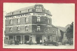 Han S/Lesse - Hôtel Central - Oldtimer - 1954 ( Voir Verso ) - Rochefort