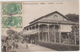 THIES (SENEGAL) - LA GARE - Senegal