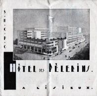 Hôtel Des Pèlerins à Lisieux - Brochure De Présentation - Non Classificati