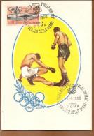 Boxe. Pugilato. Olimpiade 1960 Roma - Jeux Olympiques